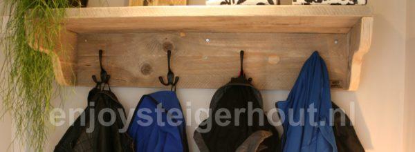 Enjoy Steigerhout - Kapstok SISA -1 - banner