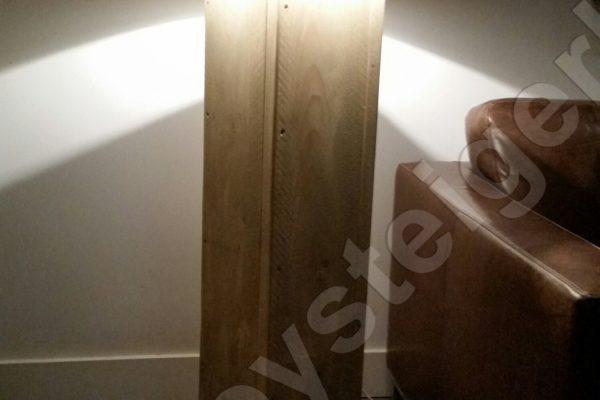 Staande lamp BASIC - Enjoy Steigerhout - 3