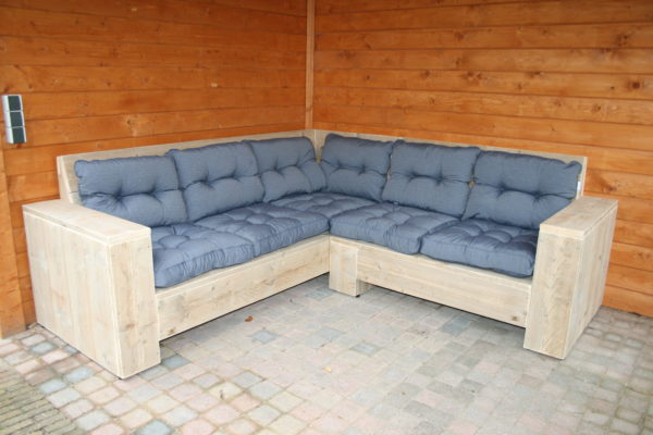 Enjoy Steigerhout - Loungebank model 2018 - 93