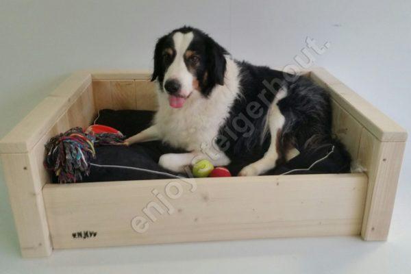 Hondenmand BINK - Enjoy Steigerhout - 4