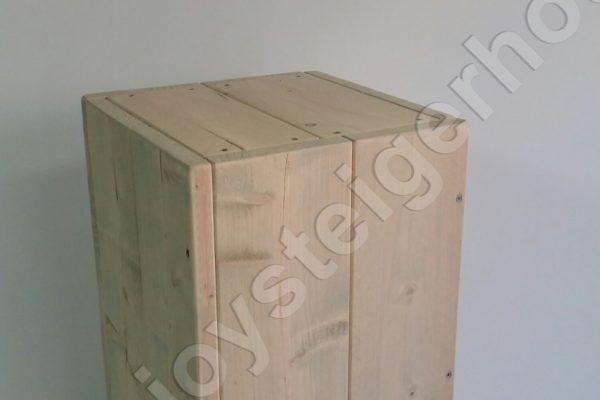 zuil steigerhout 01