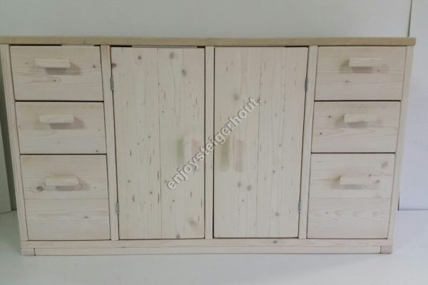Dressoir - Enjoy Steigerhout - 1