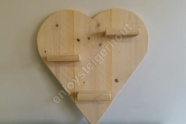 Lovebord - Enjoy Steigerhout - 1