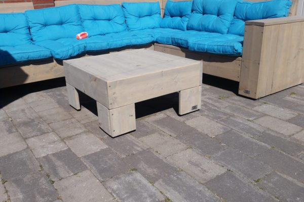 Hocker SUMMER - Enjoy Steigerhout - 1