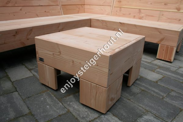 Hocker SUMMER - Enjoy Steigerhout - 4