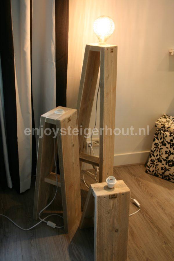 Lamp A - Enjoy Steigerhout - 8